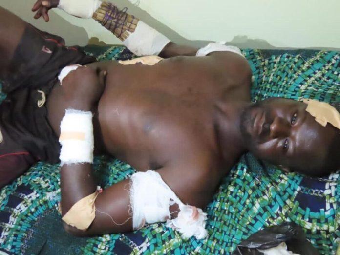 6 Persons Butchered At NDC's Rally At Karaga. 1