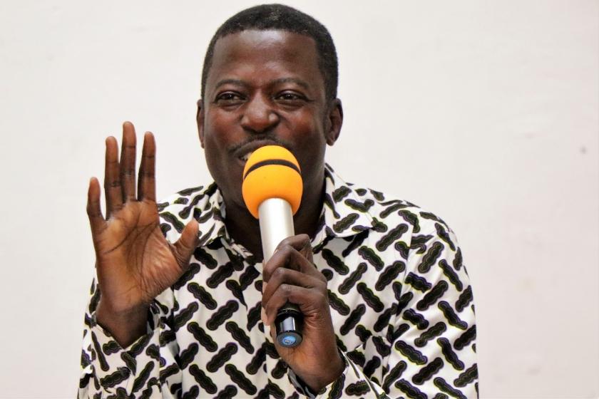 I'll Choose Trotro & Aboboyaa Over NDC - Okyem Aboagye (Video). 46