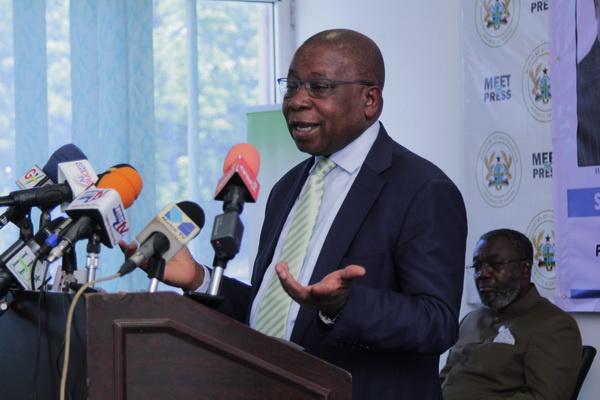 Central Medical Stores To Be Reconstructed, Kwaku Agyemang Manu. 1