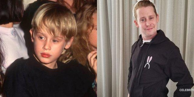 Macaulay Culkin Home Alone Movie Baby Star Now Full Time