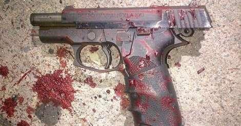 Pastor Killed By Robbers At Santasi. 1