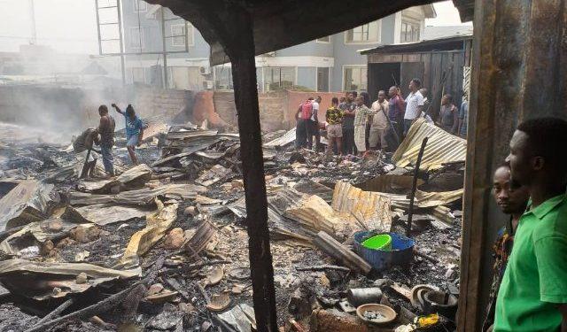 Grenade Explosion Leave Residents In Fear. 1