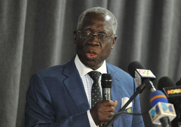 Senior Minister to Senior Advisor: Yaw Osafo-Maafo's 'senior' comeback. 45