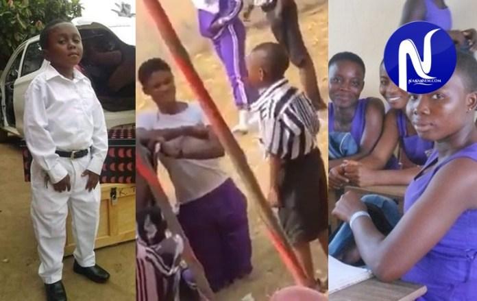 Video Of Adisco Boy Proposing To An Mfantsiman Girl Breaks Internet 1