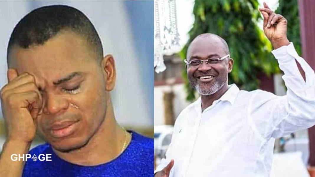 I ordered Bishop Obinim's arrest – Kennedy Agyapong 1