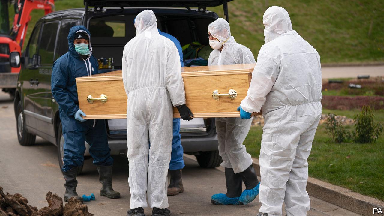 Mass burial to take place at Mampong amid coronavirus 46