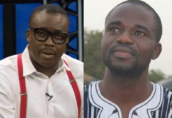 'Hatred for Nana Addo': Adom-Otchere shares John 3:16 with 'bitter' Manasseh. 45