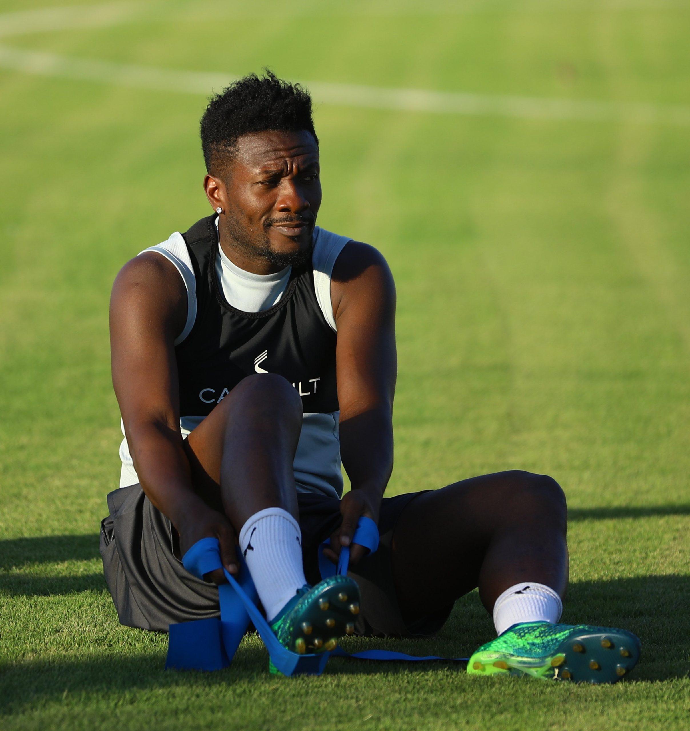 Asamoah Gyan is the best Ghana football has ever seen – Ishmael Addo 1