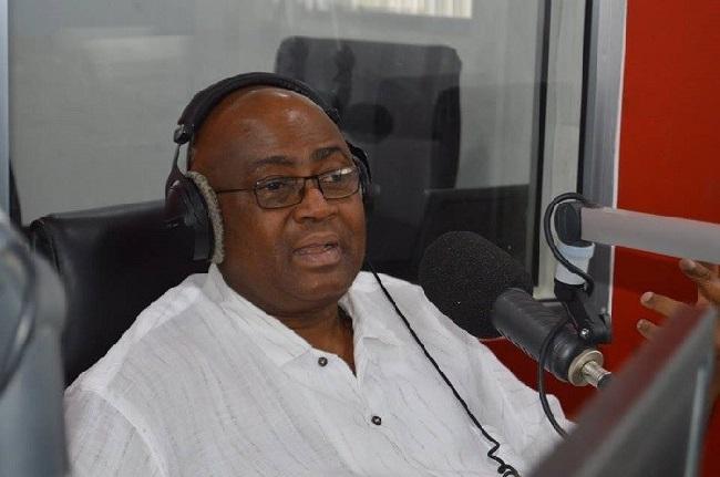 NDC engaged in post-Mahama jostling – Ben Ephson. 1