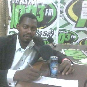 Sad News! Popular sports presenter in Western Region dead 1