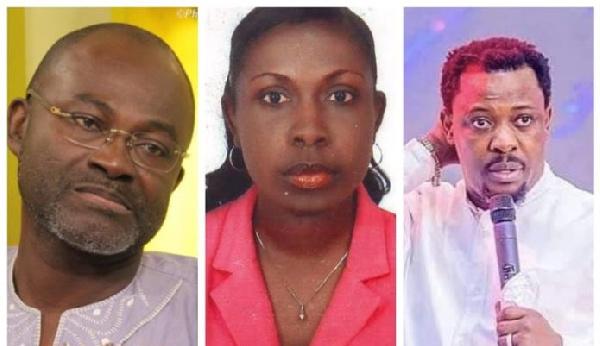 Nigel Gaisie didn't kill Wendy Morris – Relative exposes Kennedy Agyapong's 'lies' 1