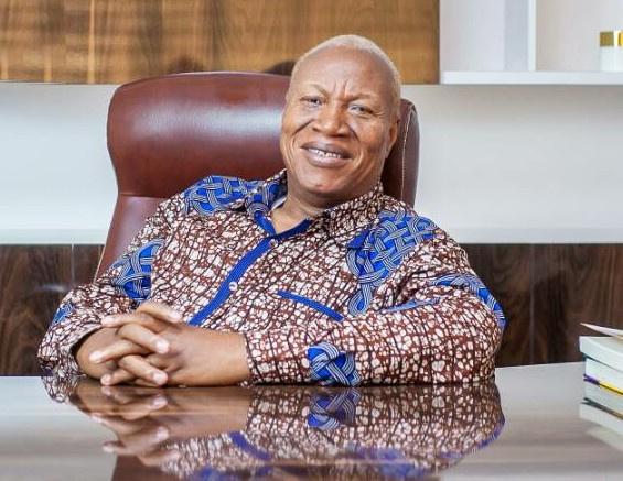 Joshua Alabi leads NDC campaign team for election 2020 1