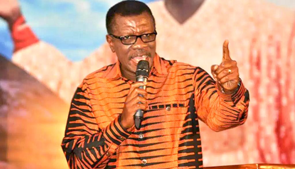 Ghana Is Heading Towards A Massive Change, Dr. Mensah Otabil. 3