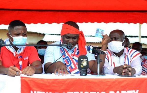 NPP Primaries: 145 Asante Akyem North delegates reject voter album 1