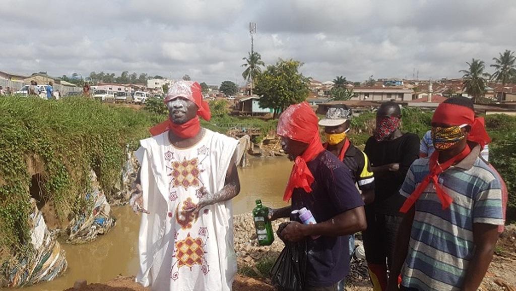 Asokwa on fire: angry NPP youth invoke deities on party leaders stifling Dr Boakye's parliamentary bid 1