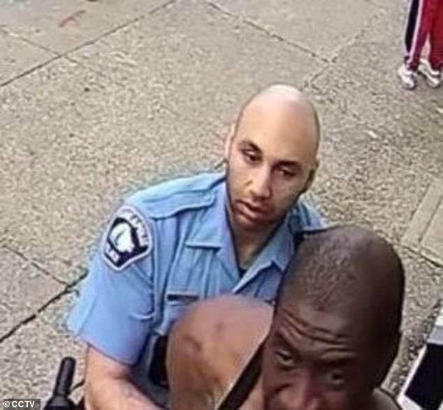 Black officer in George Floyd killing is Nigerian 1