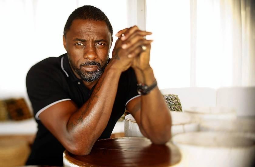 'I experience racism as often as I breathe!' Idris Elba reveals 1