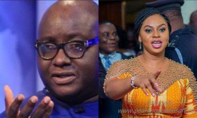Dome Kwabenya race: Be peaceful or I drop you – Akuffo-Addo warns Oquaye Jnr, Adwoa Safo 48
