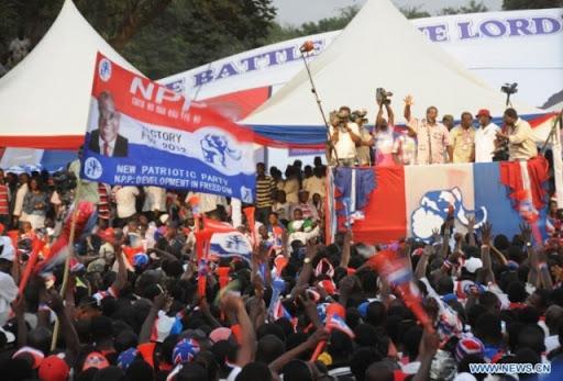 Volta Region NPP scores govt 72% on promise delivery in region 1