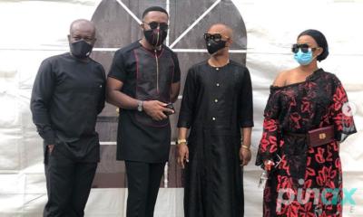 Ama McBrown, Kwame Despite, Fadda Dickson, Others Storm Presenter Nana Adjei Sikapa's Funeral, Video + Pics! 51