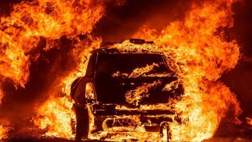 Breaking News: California Is On Fire. 3