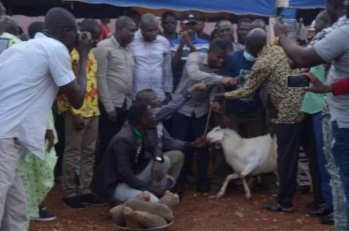 We'll Give You A Cow If NDC Win December Polls, NDC Loyalist Promises Sammy Gyamfi. 7