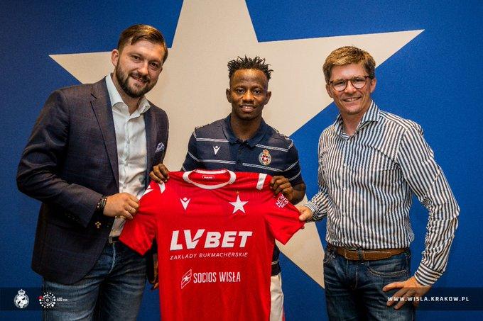 Black Meteors captain Yaw Yeboah joins Wisla Krakow in Poland 1