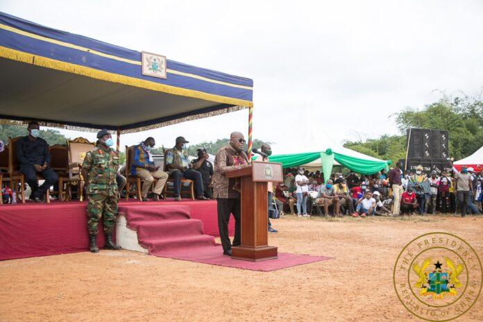 I'm constructing 'genuine' roads, not 'Green book propaganda' – Akufo-Addo 1