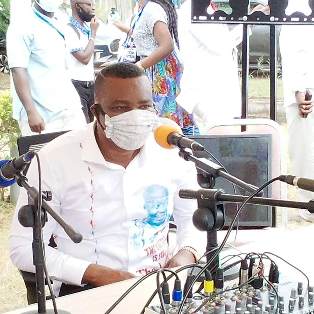 Video: English Tutor, Chairman Wontumi Summarizes Nana Addo's Speech In Just A Sentence. 3