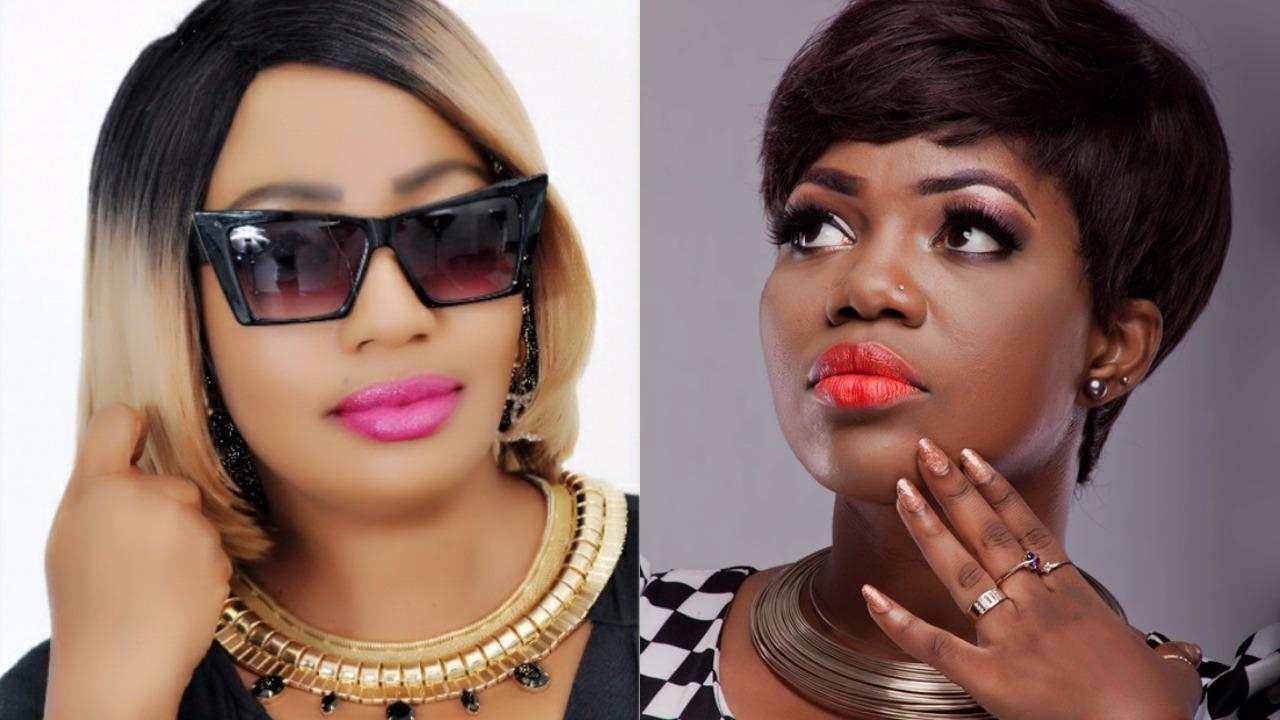Actress Diamond Appiah Curses Mzbel. 3