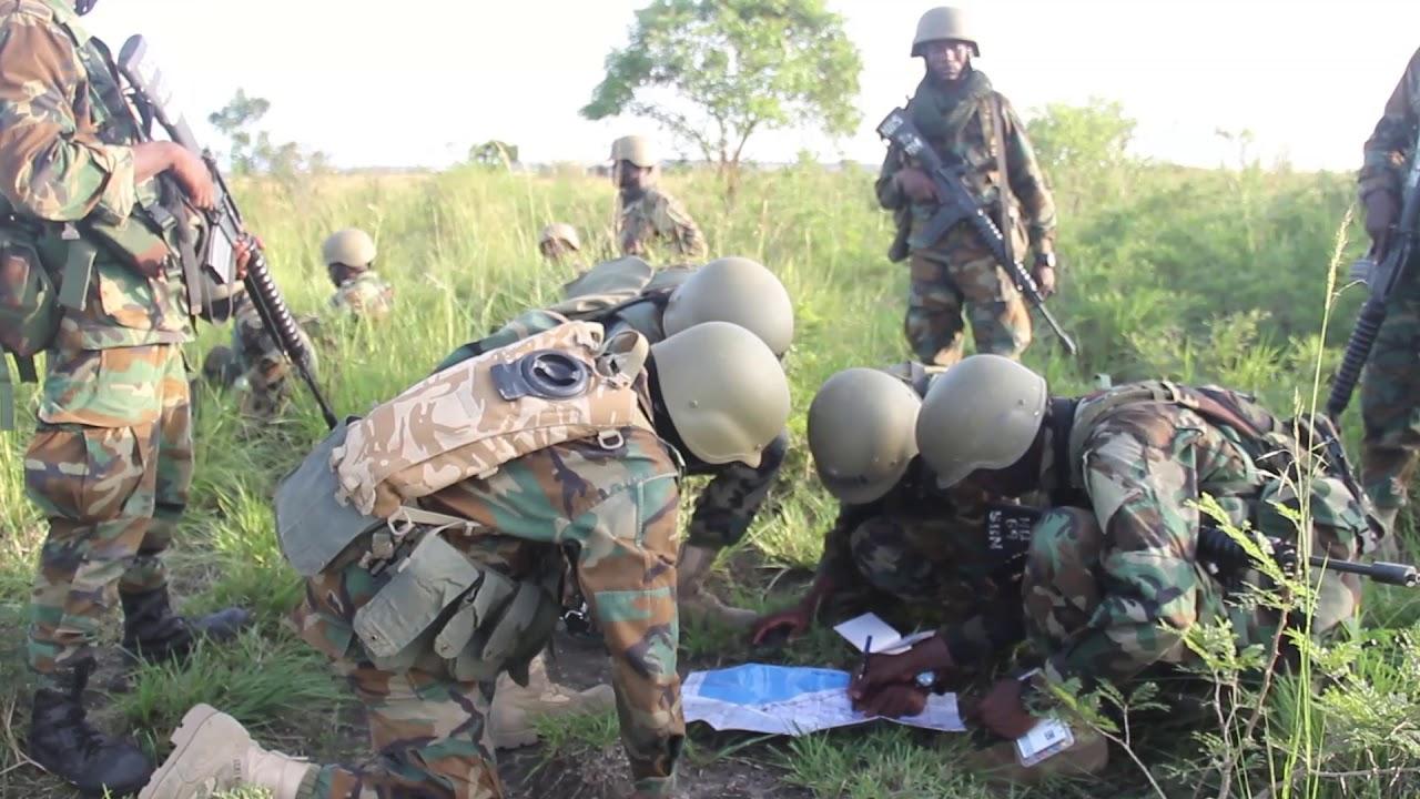 Ghana Armed Forces Deny Intimidation In Banda 1