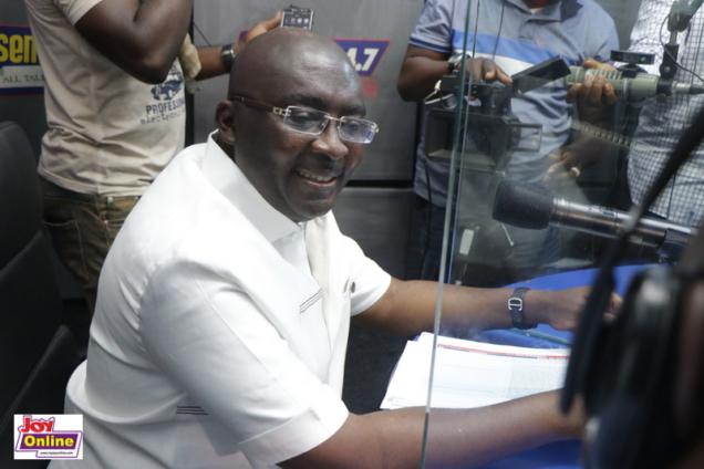 Video: Veep Visits Asempa FM To Talk About NPP's Manifesto. 41