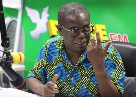 Video;: EC's Filing Fees Will Escalate Corruption After December Polls, Kwesi Pratt. 1