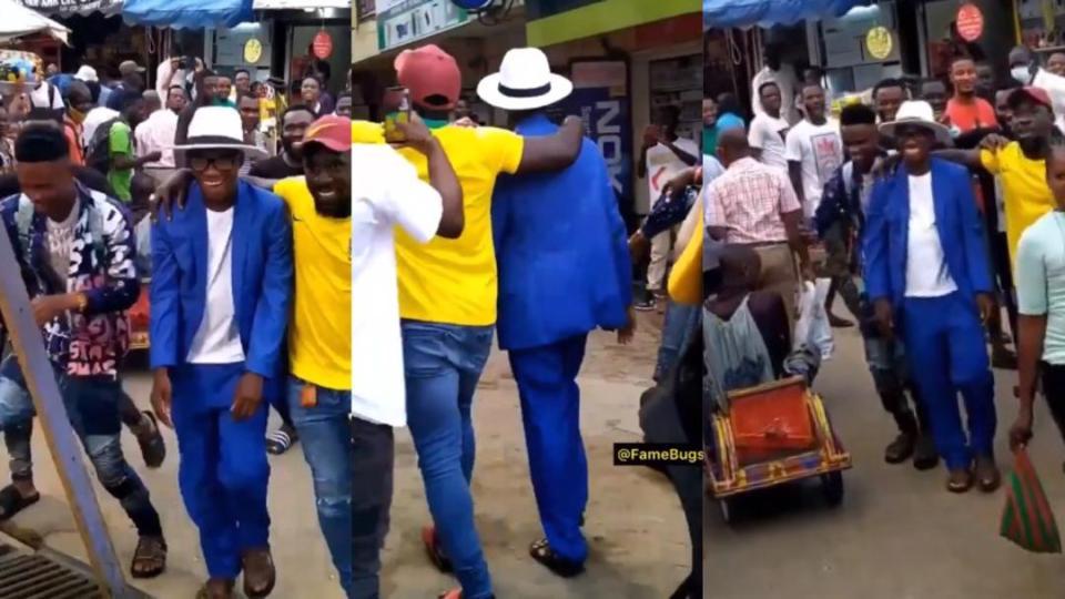 Video: Dr. UN Set To Award His Loyal Fans At Circle. 1