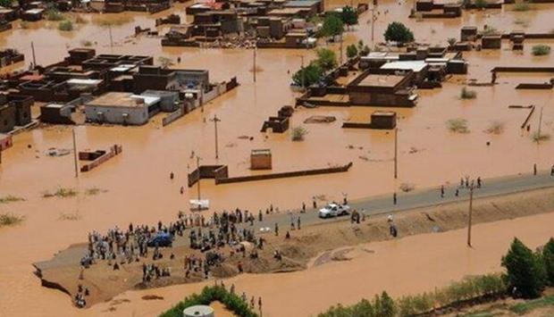 Dozen Lives Perished In Massive Sudan Downpour. 1