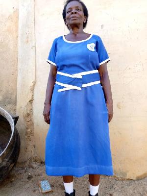 My Dream Is To Become A Nurse, Elizabeth Yamoah. 1