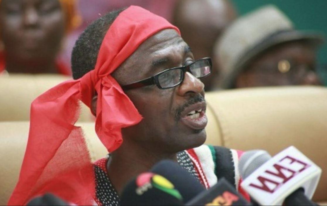 Non-partisan recruitment: Stop 'crucifying' Attafuah – Asiedu Nketia to NPP. 45