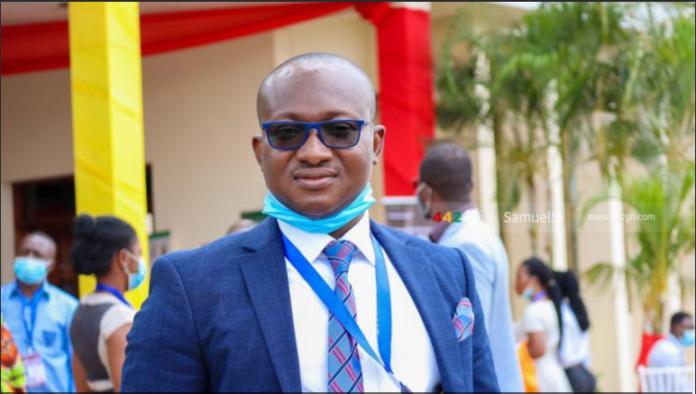 Mr Emmanuel Newton Dasoberi Reveals Why He Resigned From GFA Board. 3