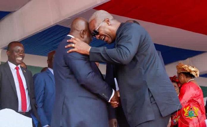 I'm not like Mahama who cuts sods without funding – Akufo-Addo 1