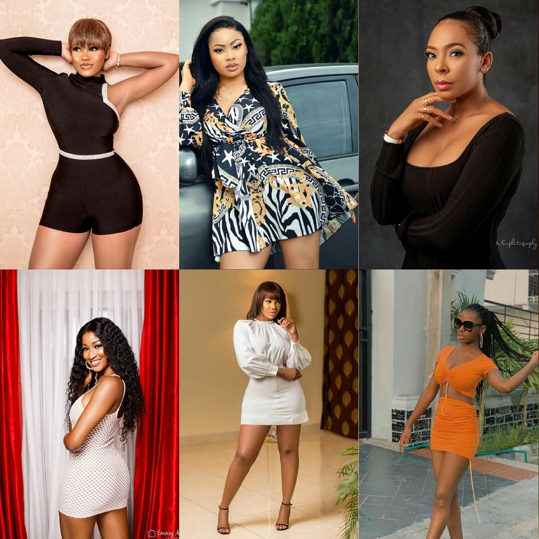 Top 10 Most Gorgeous Big Brother Naija Housemates Ever. 1