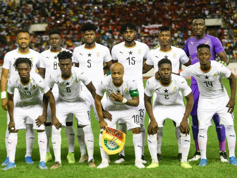 C.K Akonnor names squad for Mali friendly 1