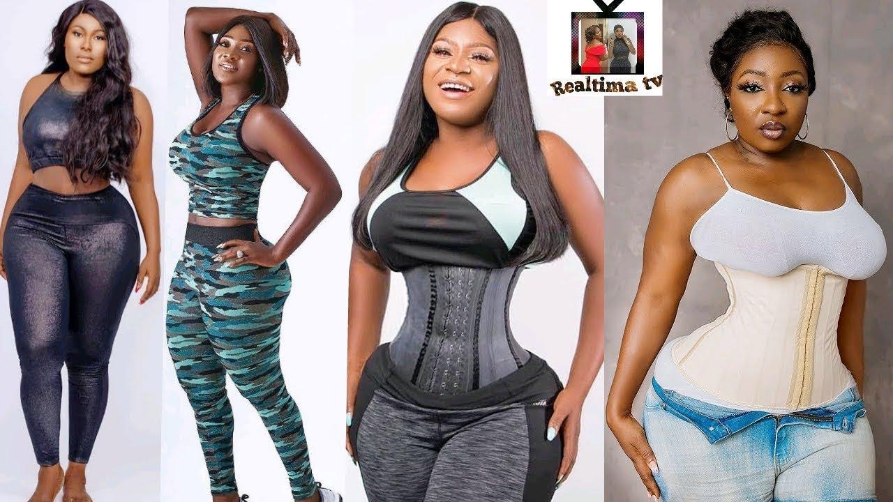 Photos: 9 Most Curvy Nigerian Celebrities. 1