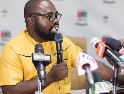Presidential Documenting Expenses Baffling, NDC. 1