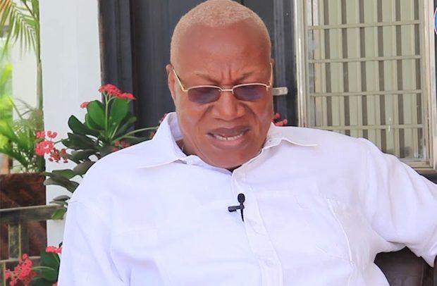 'Akufo-Addo Won't Live To Reimburse Obligation' Remark Not Off-Base – Alabi Shields Mahama. 1