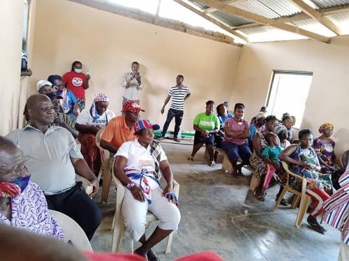 Campaign like 'Jéhovah Witnesses' - NPP PC tells Suhum members 1