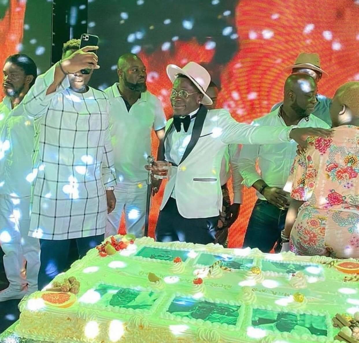 Beautiful Moments From Shatta Wale's Splash Birthday Party - [Photos]. 1