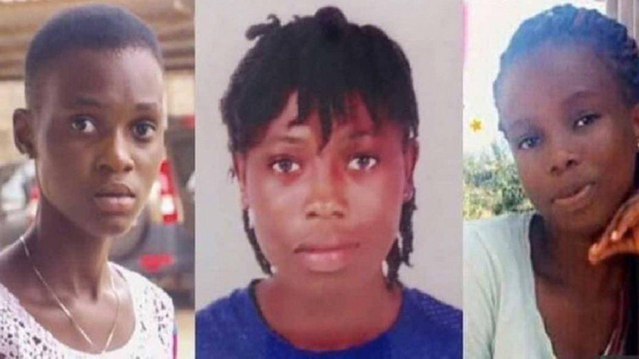 Update On Missing Takoradi Girls' Case. 1