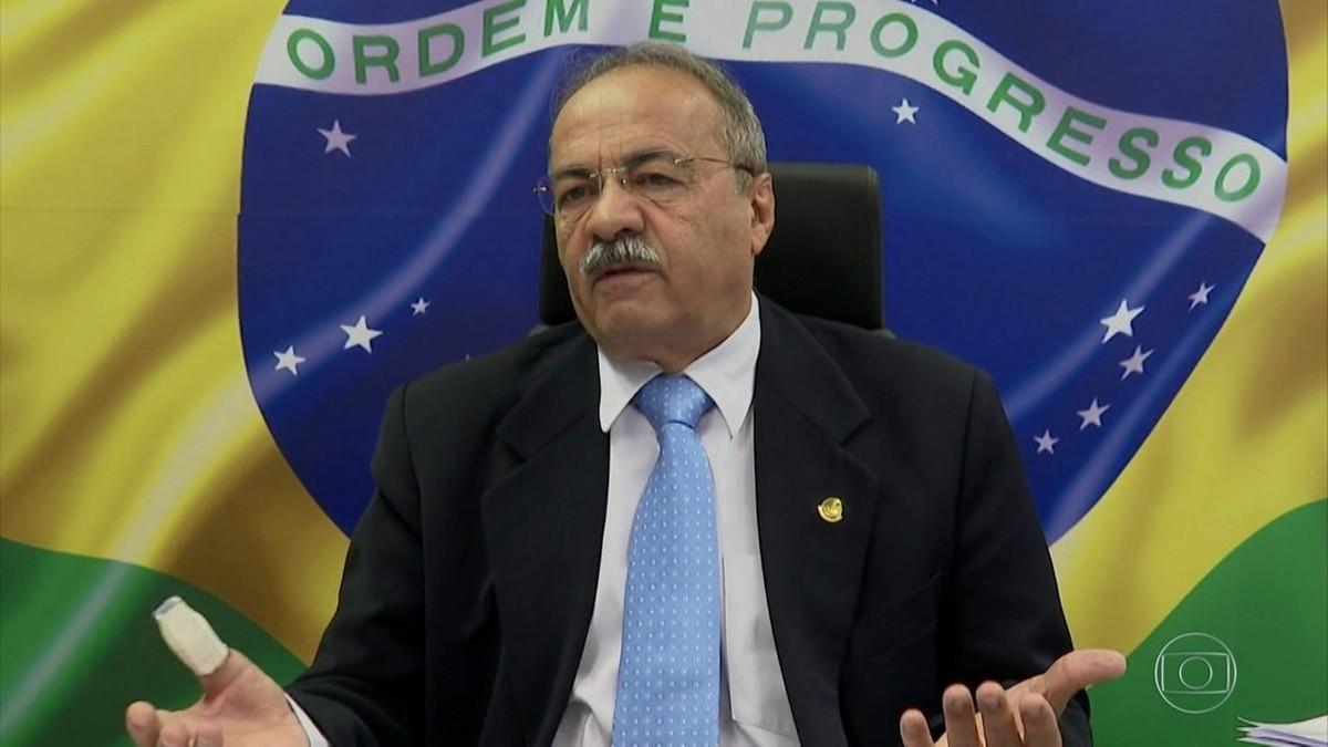 Busted! Brazilian Senator Caught Hiding Covid Relief Fund In His Buttocks. 1