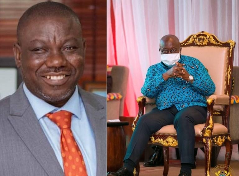 Akufo-Addo's satanic, blood-drinking chair taking lives since he left Bolgatnga – Adongo 46