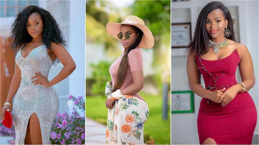 Benedicta Gafah Set Social Media Ablaze With Her Raw Huge Backside-[Photo]. 1